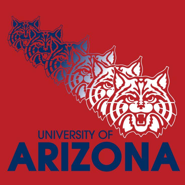 Arizona Wildcats Frank Ozmun Graphic Design 736x736