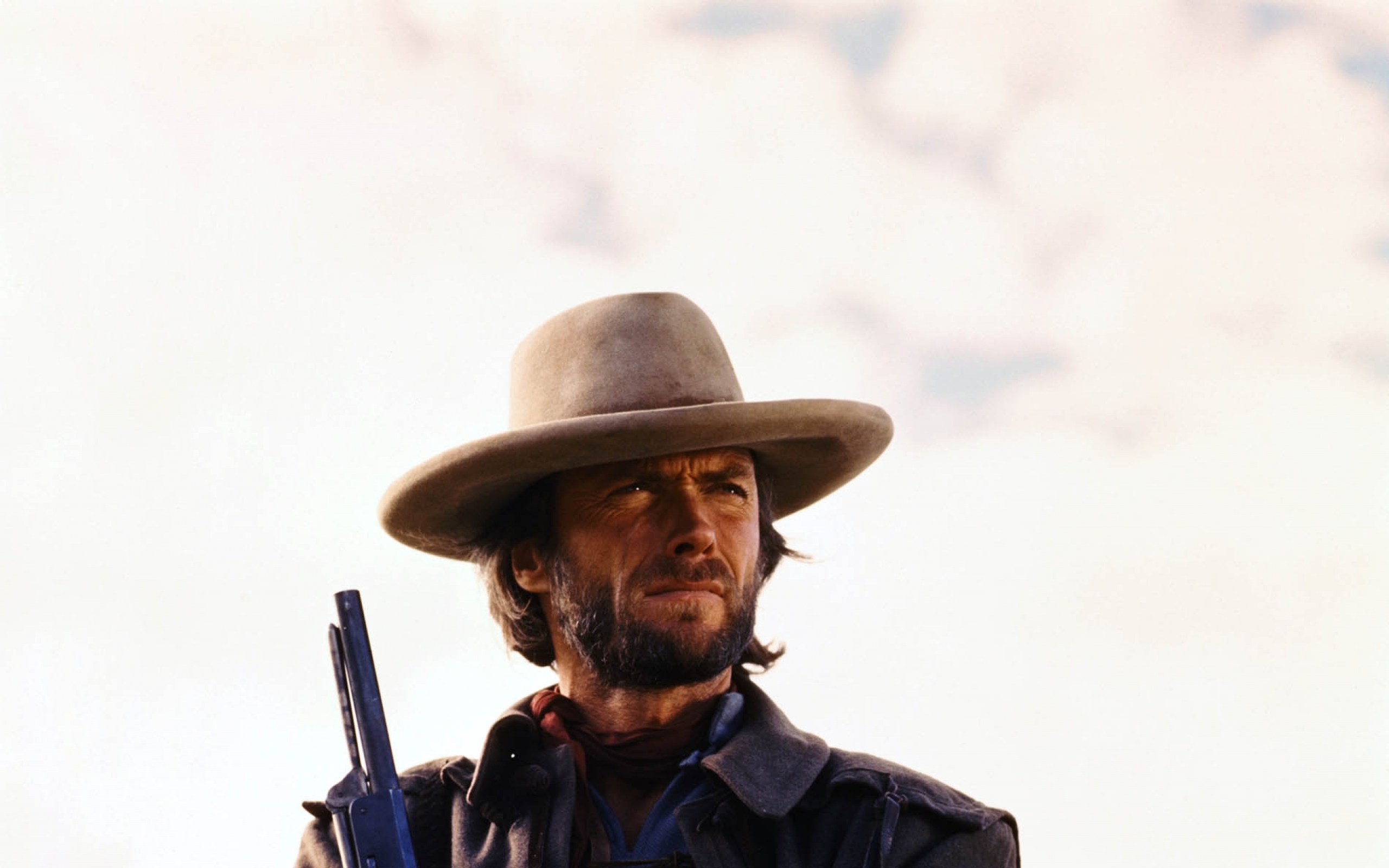 clint eastwood cowboys the outlaw josey wales 1900x1927 wallpaper Art 2560x1600