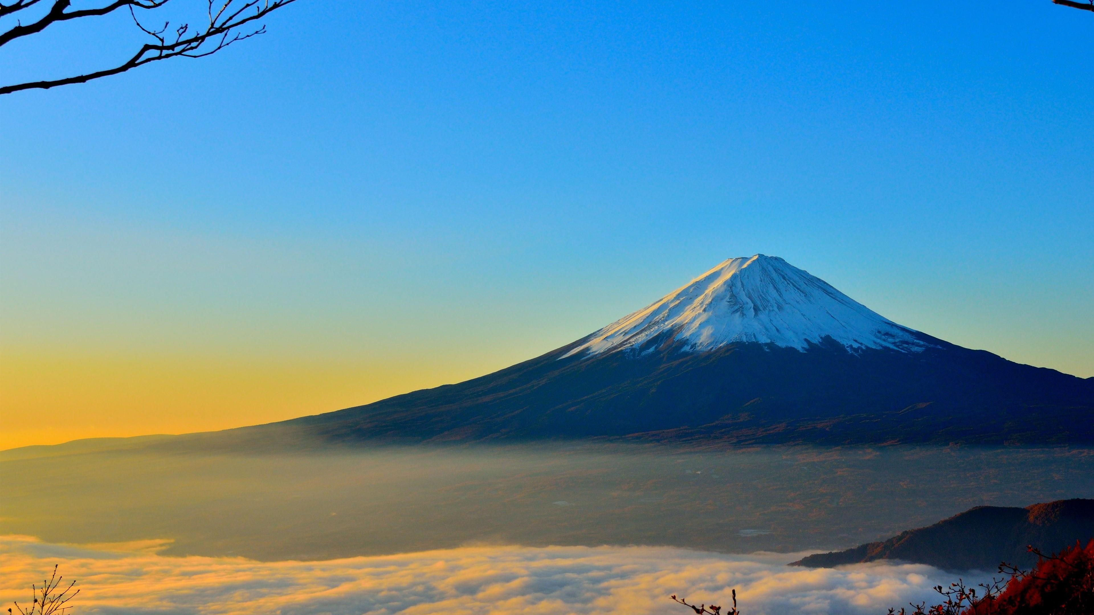 Mount Fuji HD Pretty Wallpapers   Top Mount Fuji HD Pretty 3840x2160