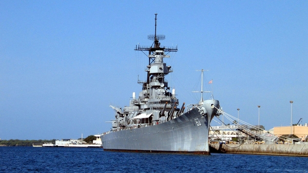 ships navy battleship boats uss missouri vehicles 1920x1080 wallpaper 600x337