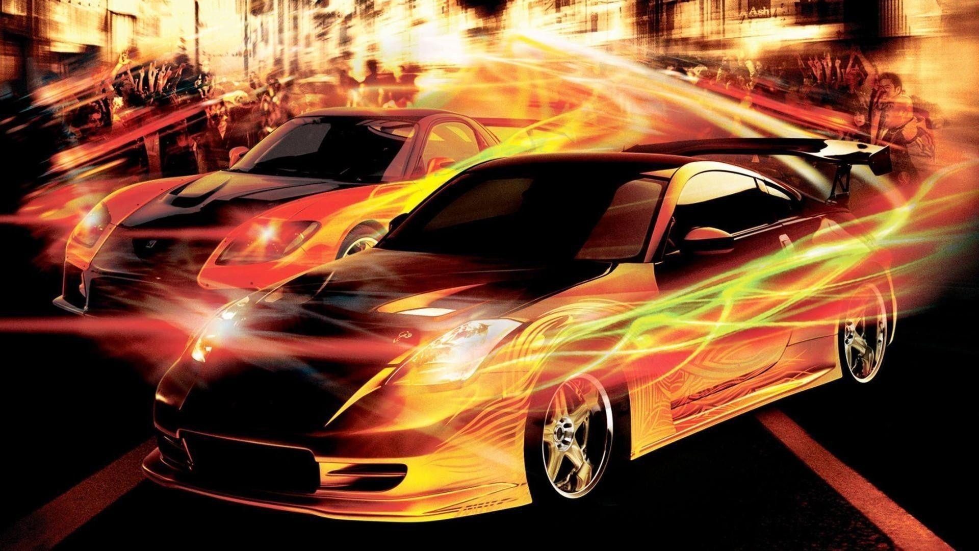 Fast And Furious Cars Wallpapers 1920x1080