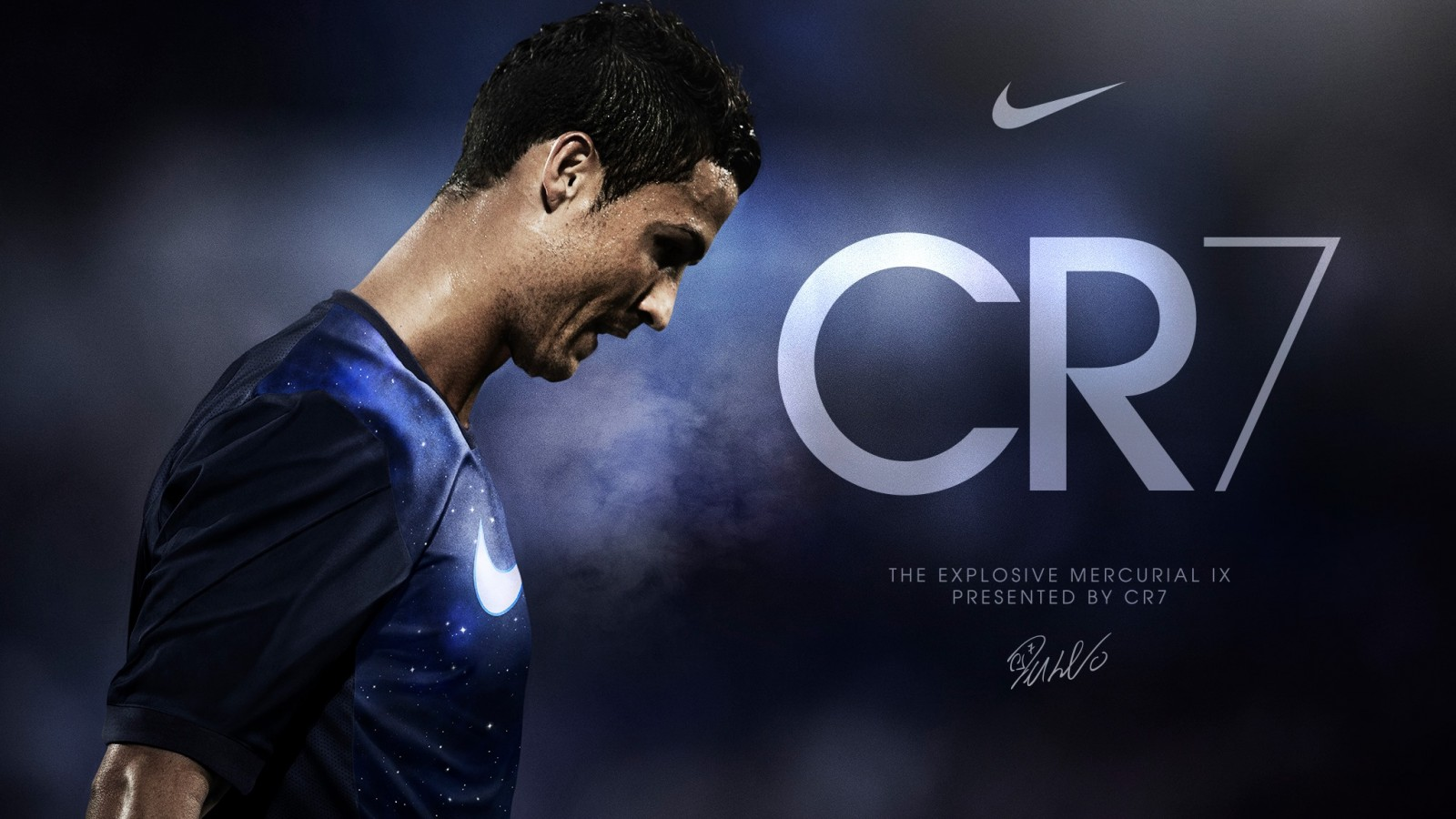 Cristiano Ronaldo HD Wallpapers 1600x900