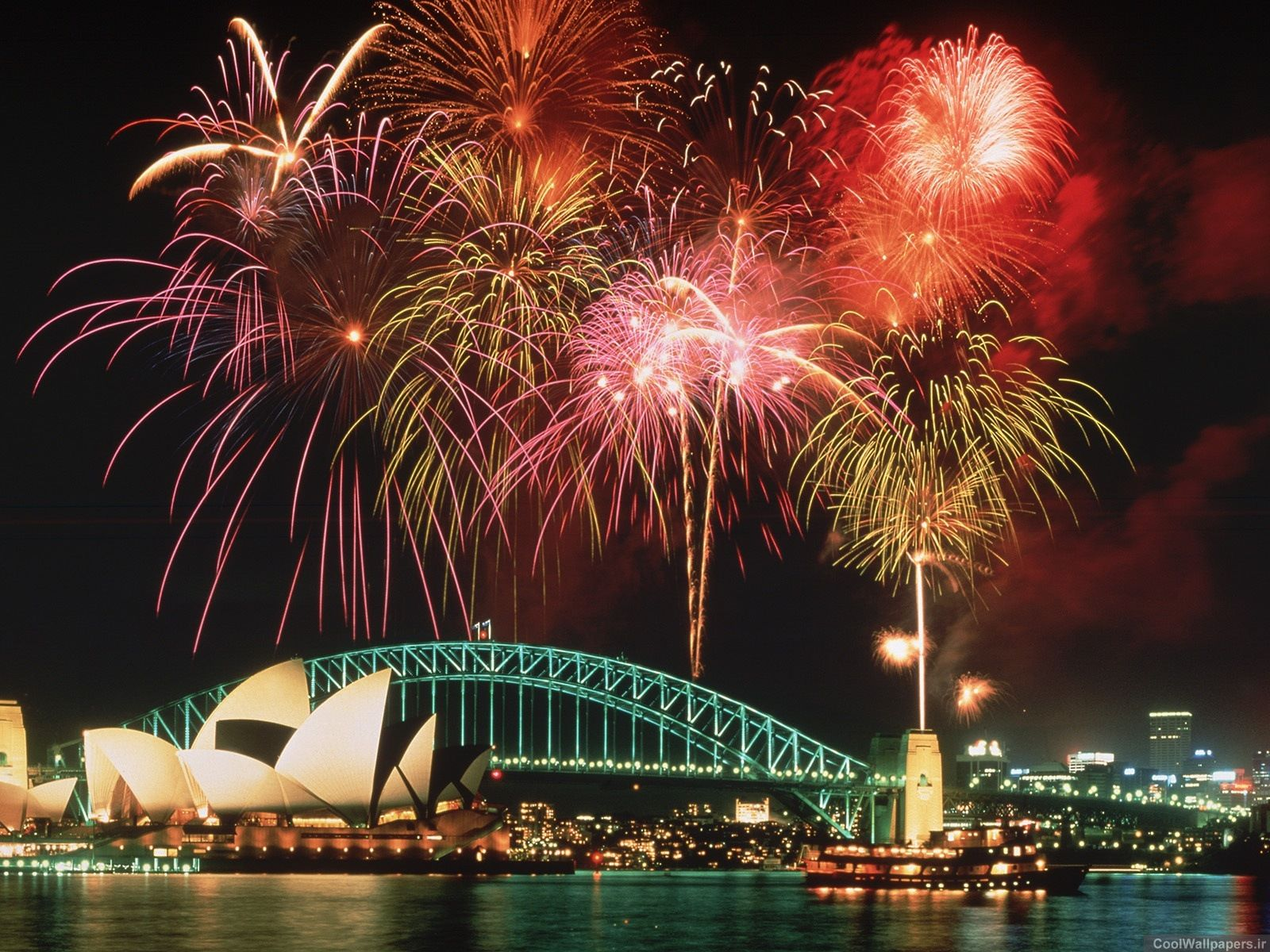 Australia Sydney Opera House wallpaper 1600x1200