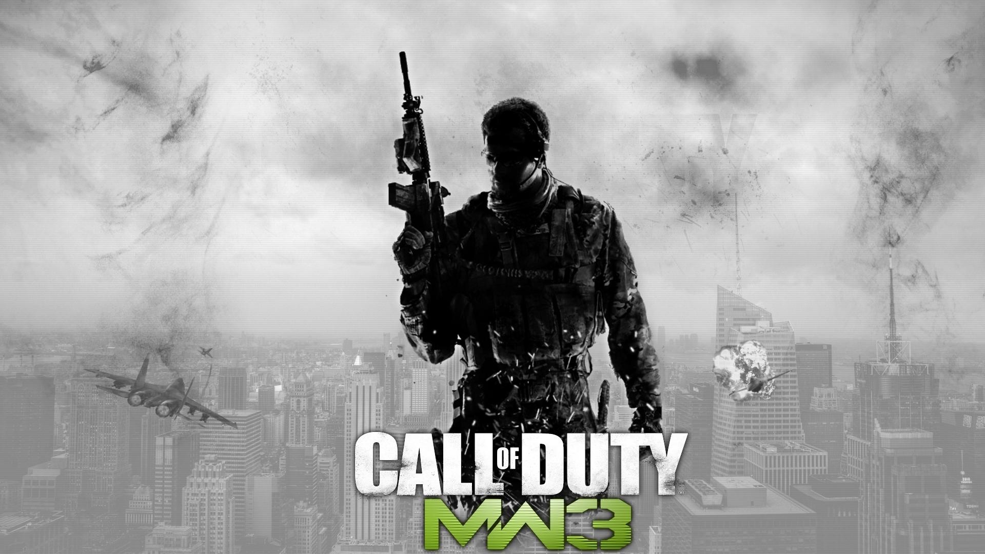 Call Of Duty Mw3 Wallpaper Modern Warfare 3