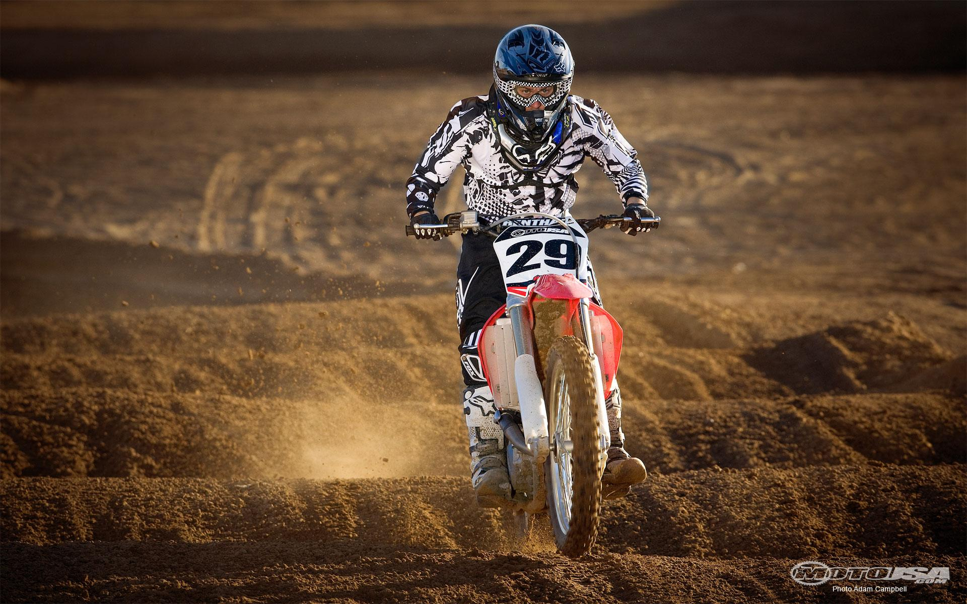 Motocross Honda Dirt Bike Wallpaper HD 5 Motorcycle High Resolution 1920x1200