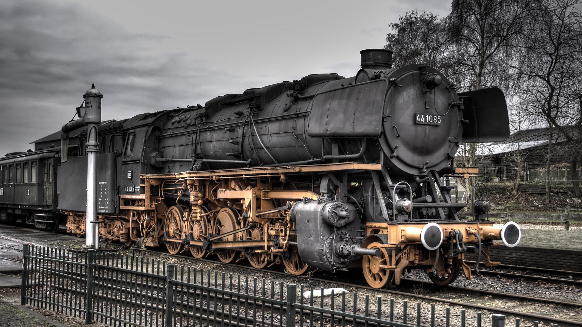 vintage train wallpaper 1jpg 1920x1080