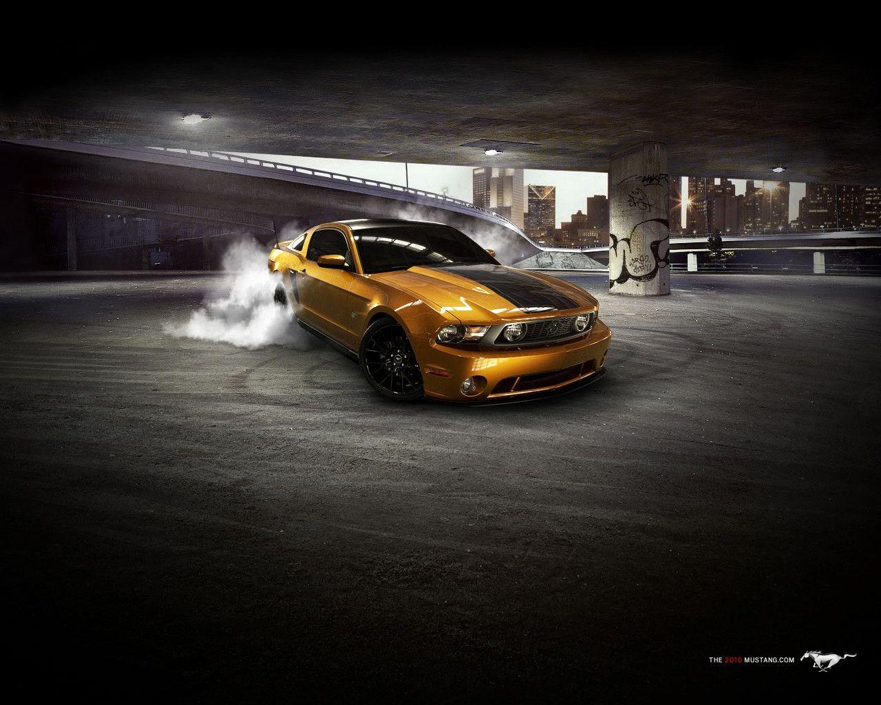 Hd Wallpapers Mustang Gt Black Wallpapers For Desktop 1280x1024