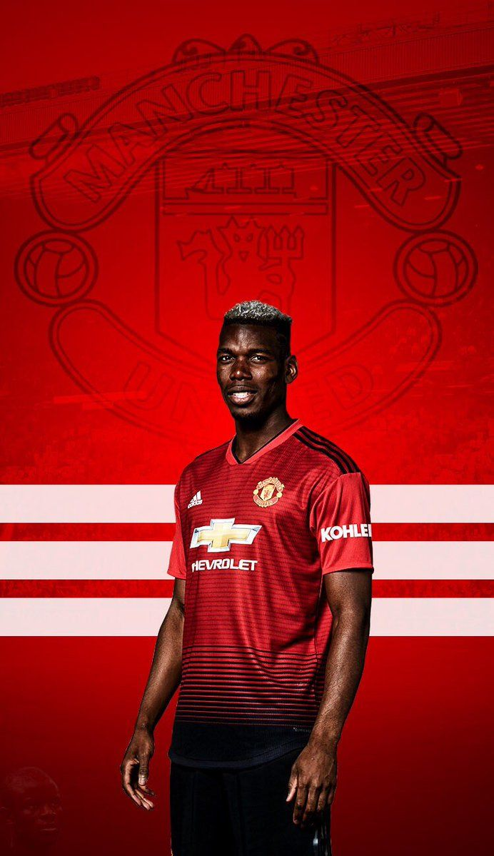 [29+] Paul Pogba Manchester United Wallpapers on ...