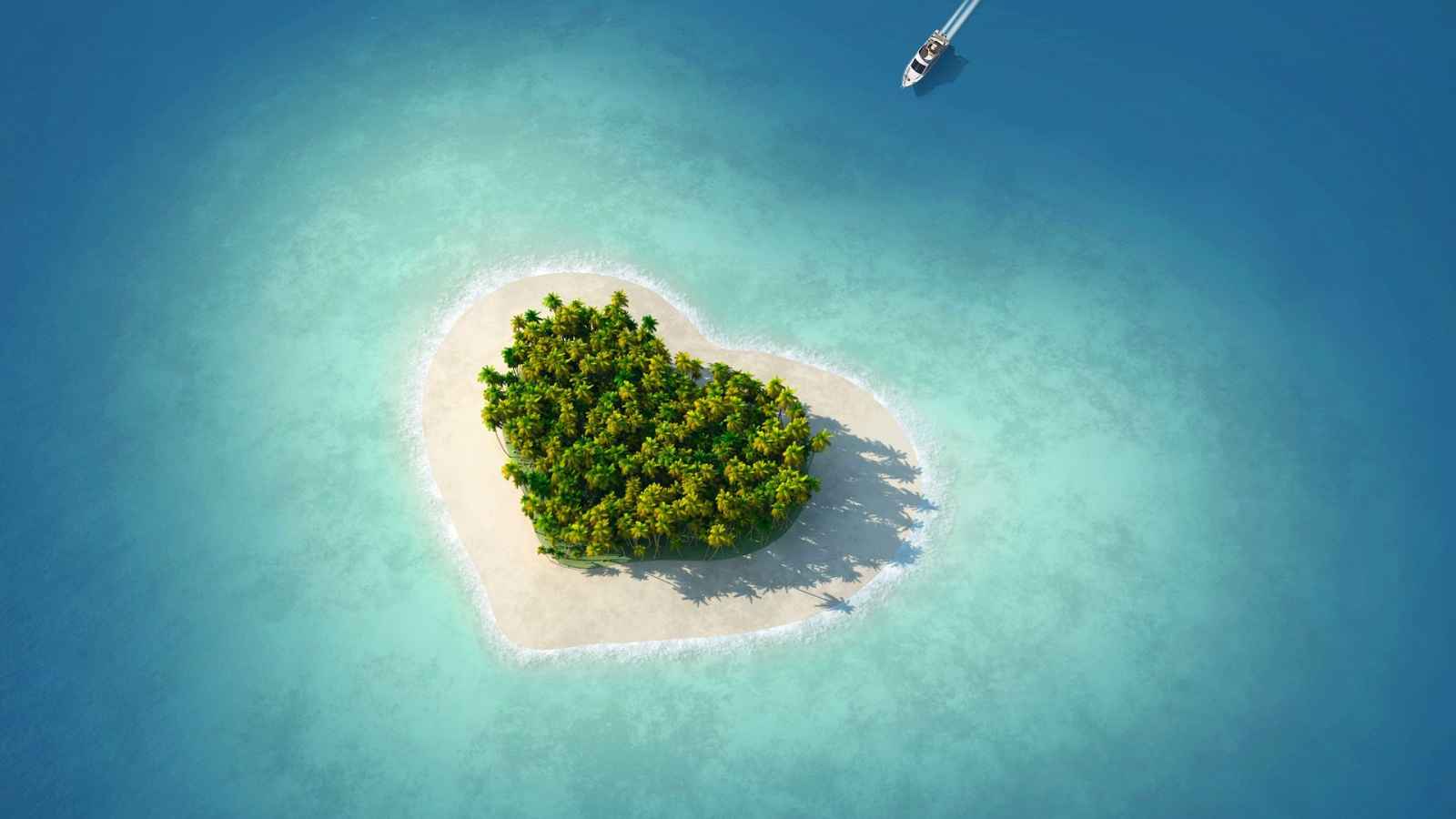 downloads download Natural Wallpaper Background Love Island 1600x900