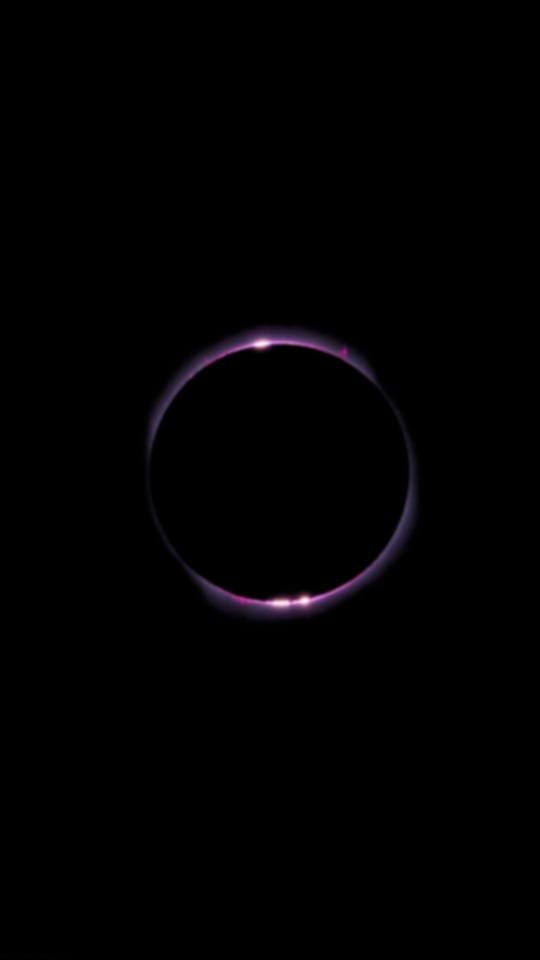 HD 540x960 Dark Purple Ring Nokia Lumia Wallpapers Mobile Background