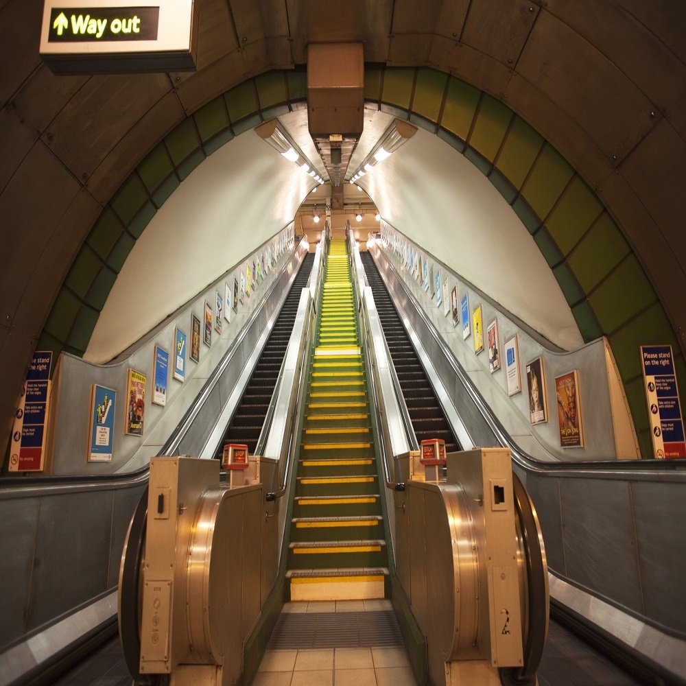 Free Download Wall Murals 1 Wall Subway London Underground Giant