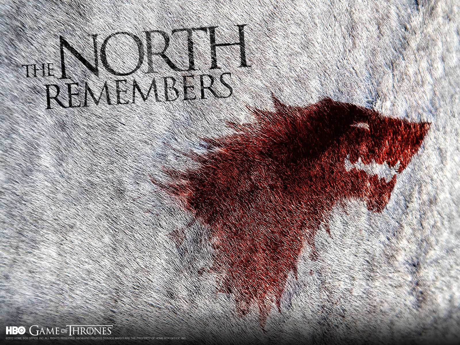 Game of Thrones images The North Remembers HD wallpaper and 1600x1200