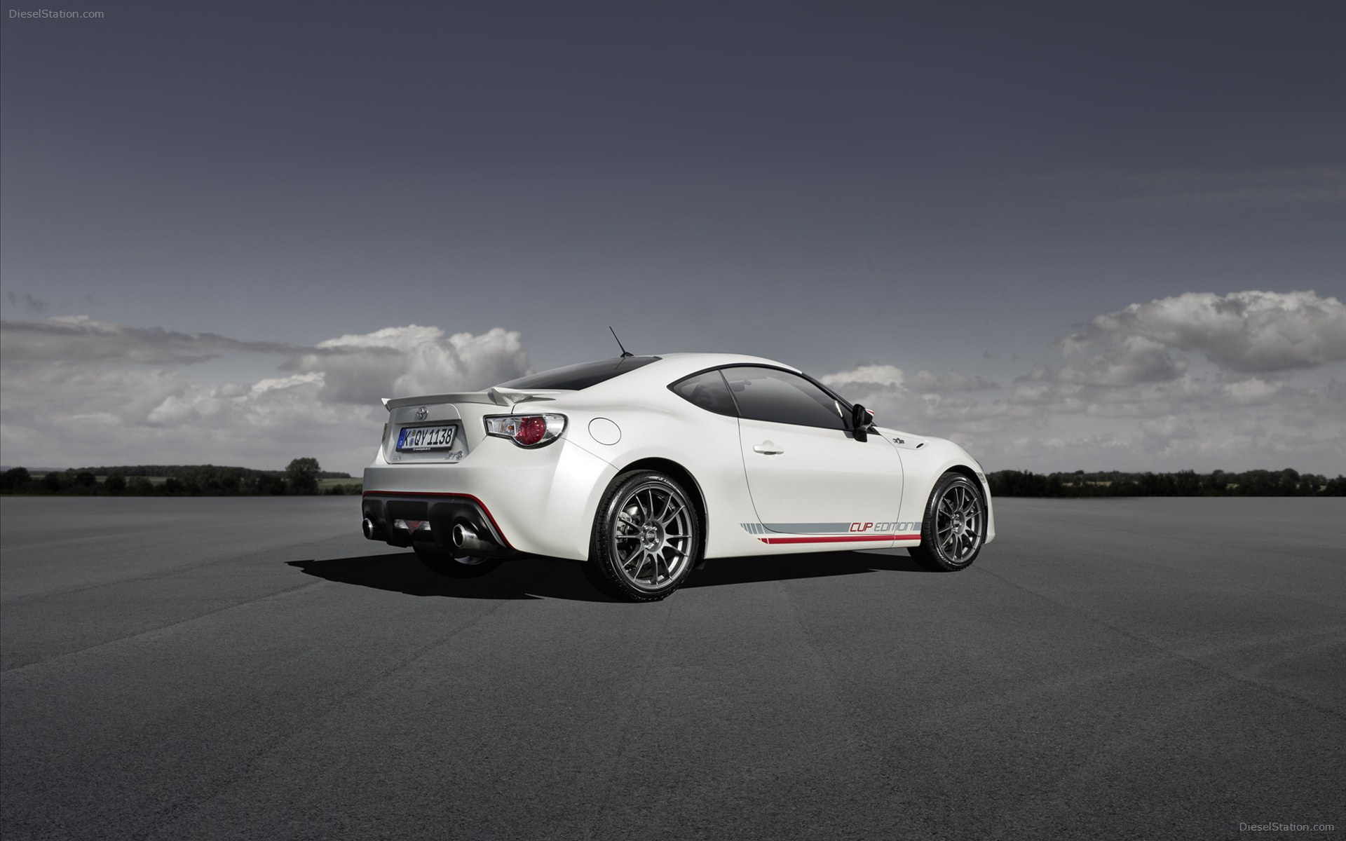 Toyota GT86 Cup Edition 2013 Widescreen Exotic Car Image 1920x1200