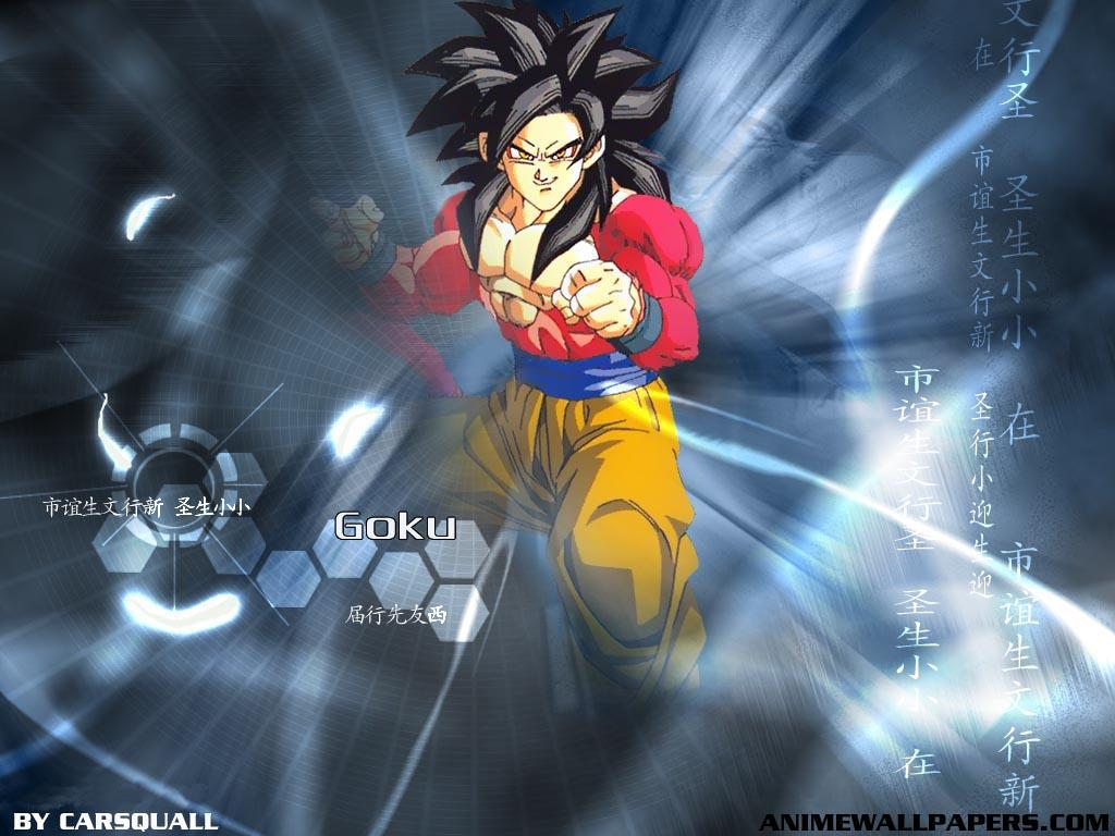 Dragon Ball Gt Goku 107 Hd Wallpapers in Cartoons   Imagescicom 1024x768