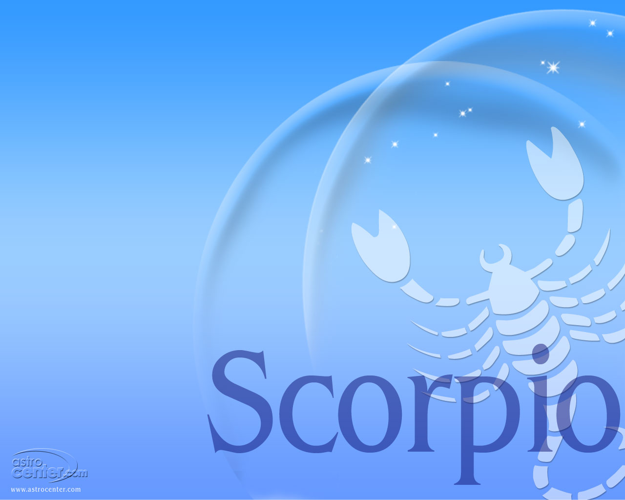 Scorpio Horoscope Wallpaper Zodiac signs scorpio