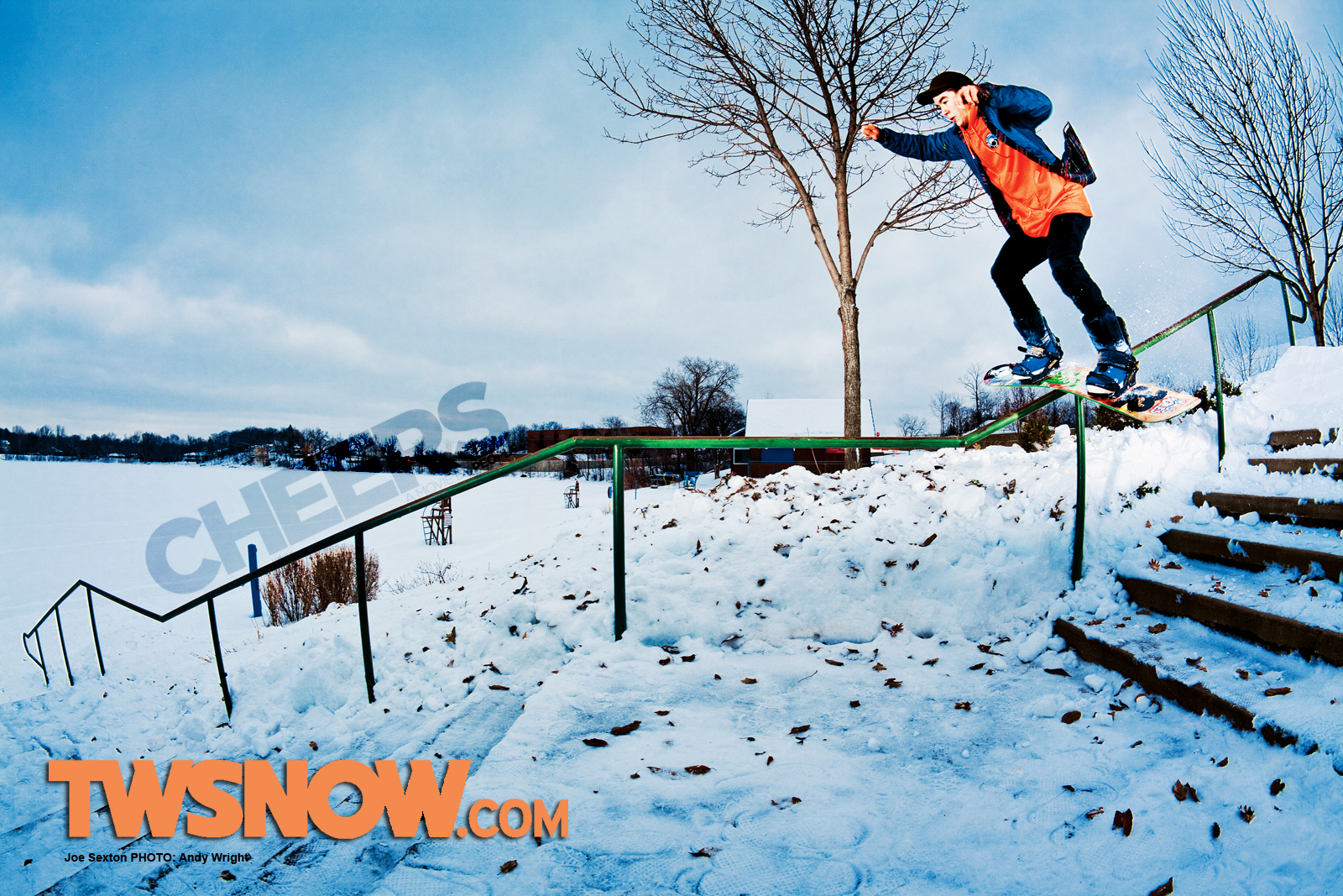 Transworld SNOWboarding Wednesday Wallpaper CHEERS Week 1600x1067