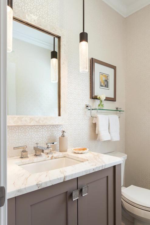 metallic wallpaper for bathroom 2015   Grasscloth Wallpaper 493x740