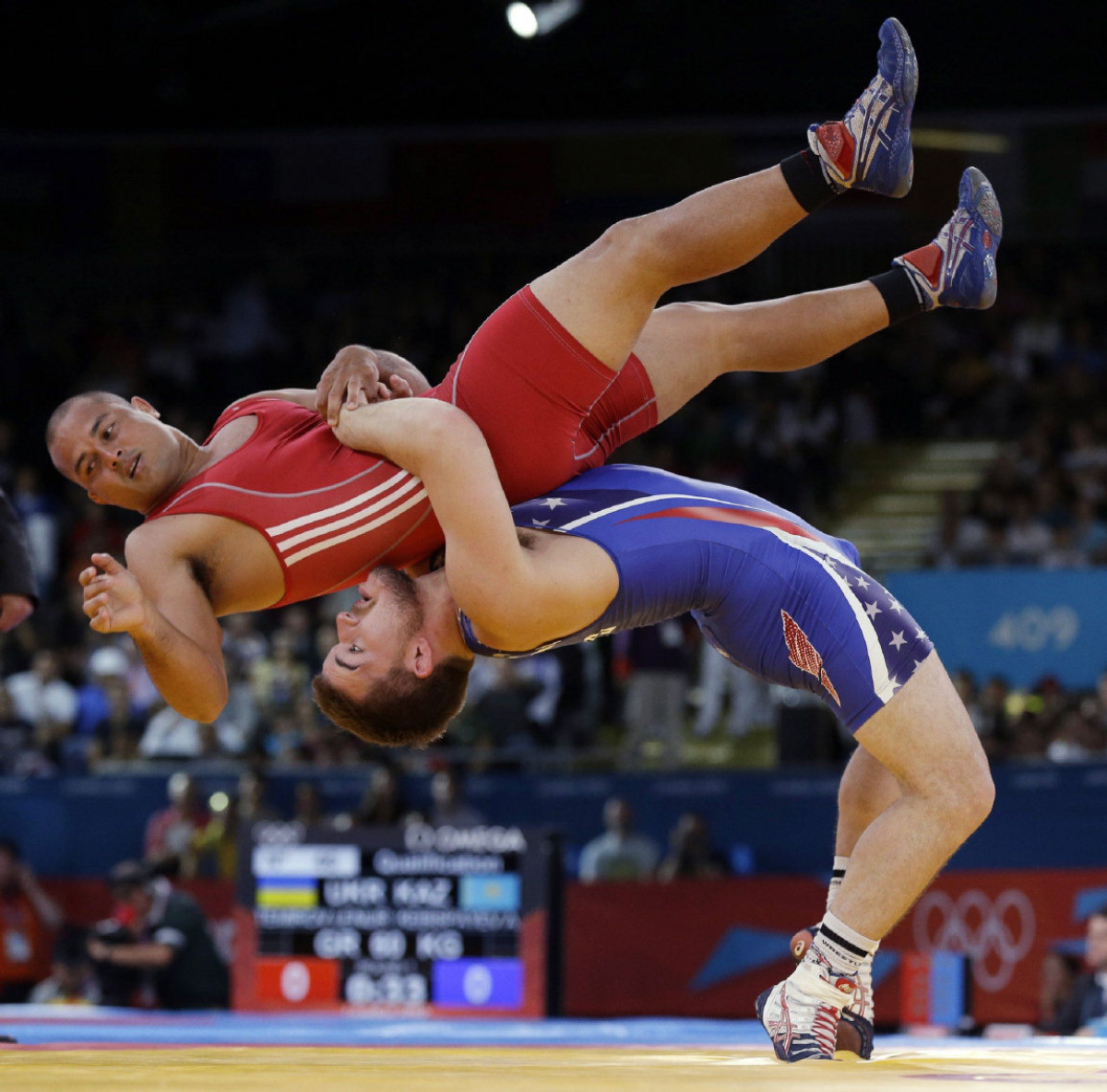 Wrestling to be dropped from 2020 Olympics Toronto Star 1200x1184