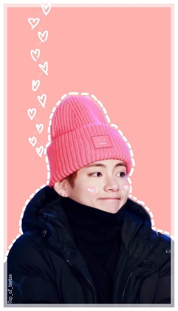 Cute BTS Taehyung Wallpaper K Pop Amino 585x1024