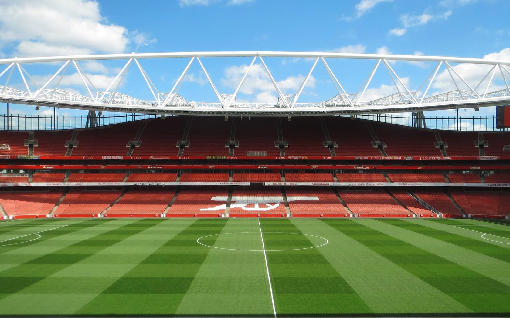 Emirates Stadium Wallpaper 1680x1050
