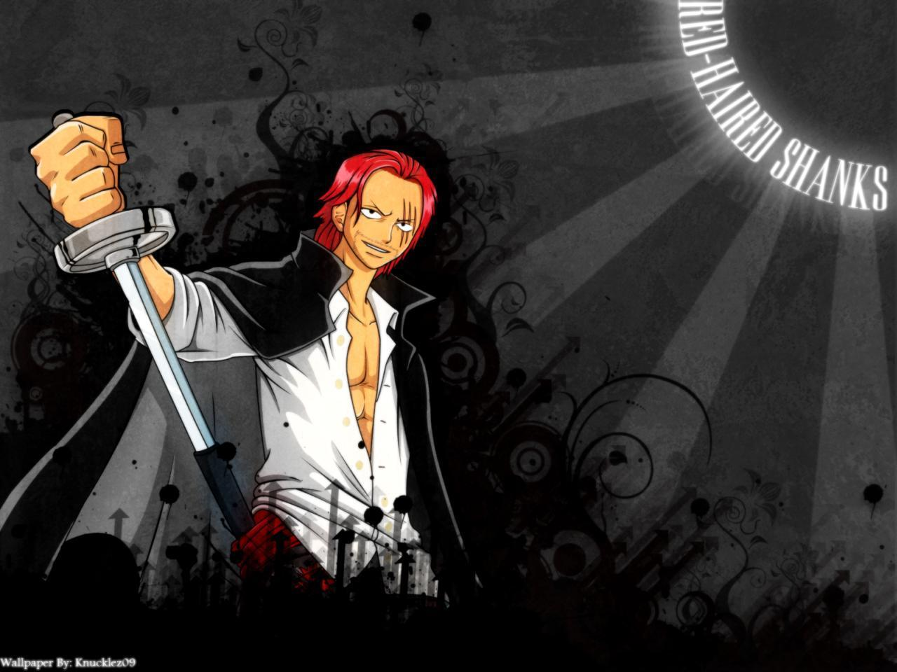 Shanks Wallpapers 1280x960