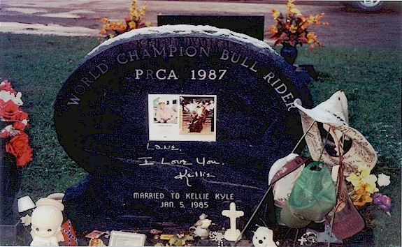 Lane Frost Grave Wallpaper Pictures 575x354