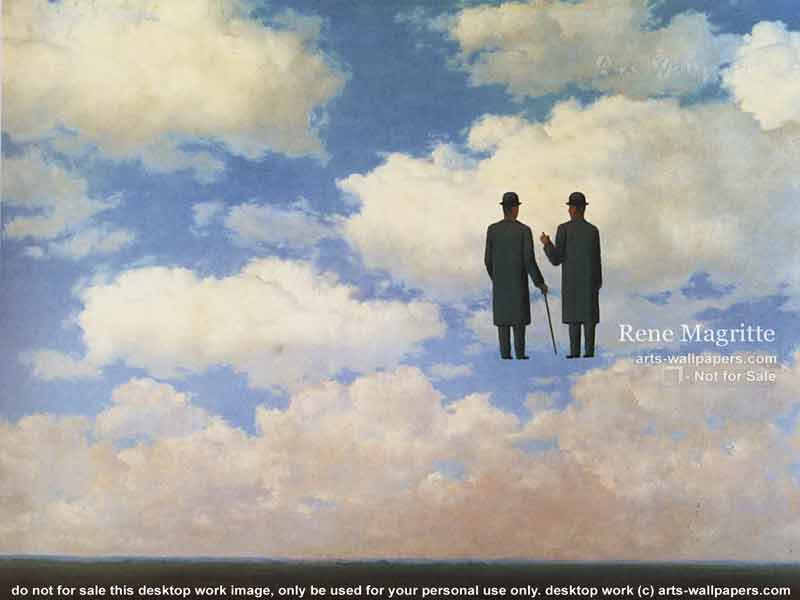 Rene Magritte Painting Rene Magritte Wallpapers Print Pictures 800x600