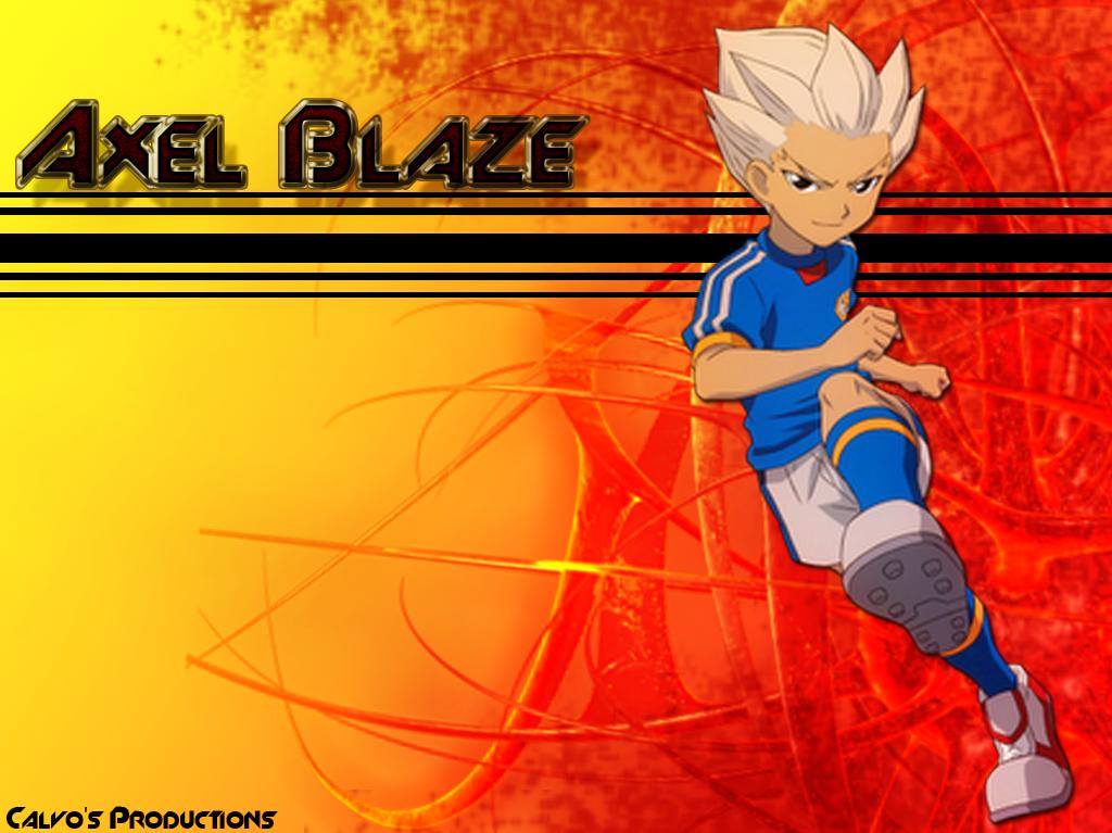 Axel Blaze by CalvoLZ 1024x767
