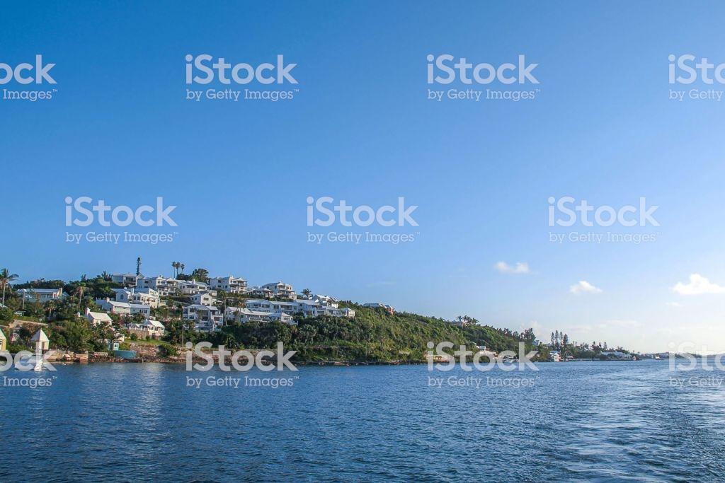 Amazing Beauty Bermuda Atlantic Ocean Turquoise Sea Water And Blue 1024x683