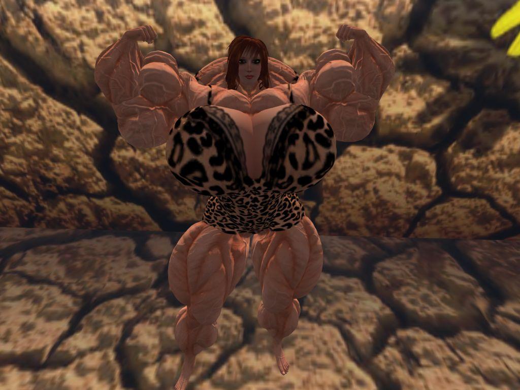 Cavewoman 6 by peebo 1024x768