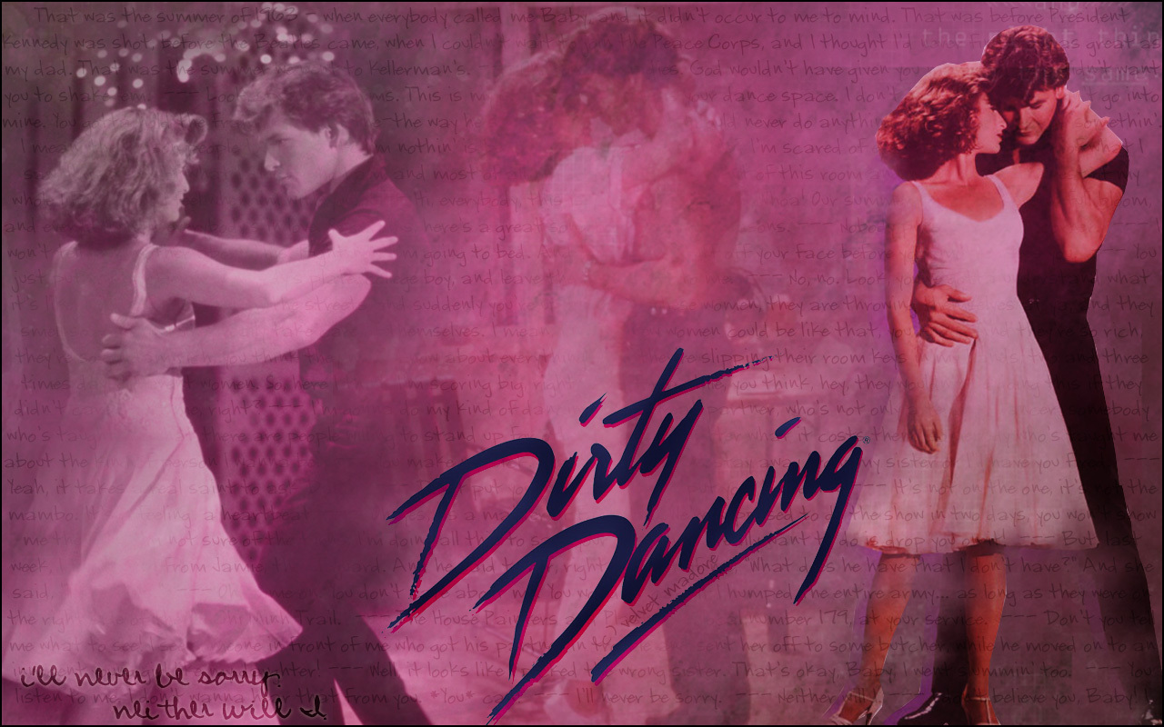 73] Dirty Dancing Wallpaper on WallpaperSafari 1280x800