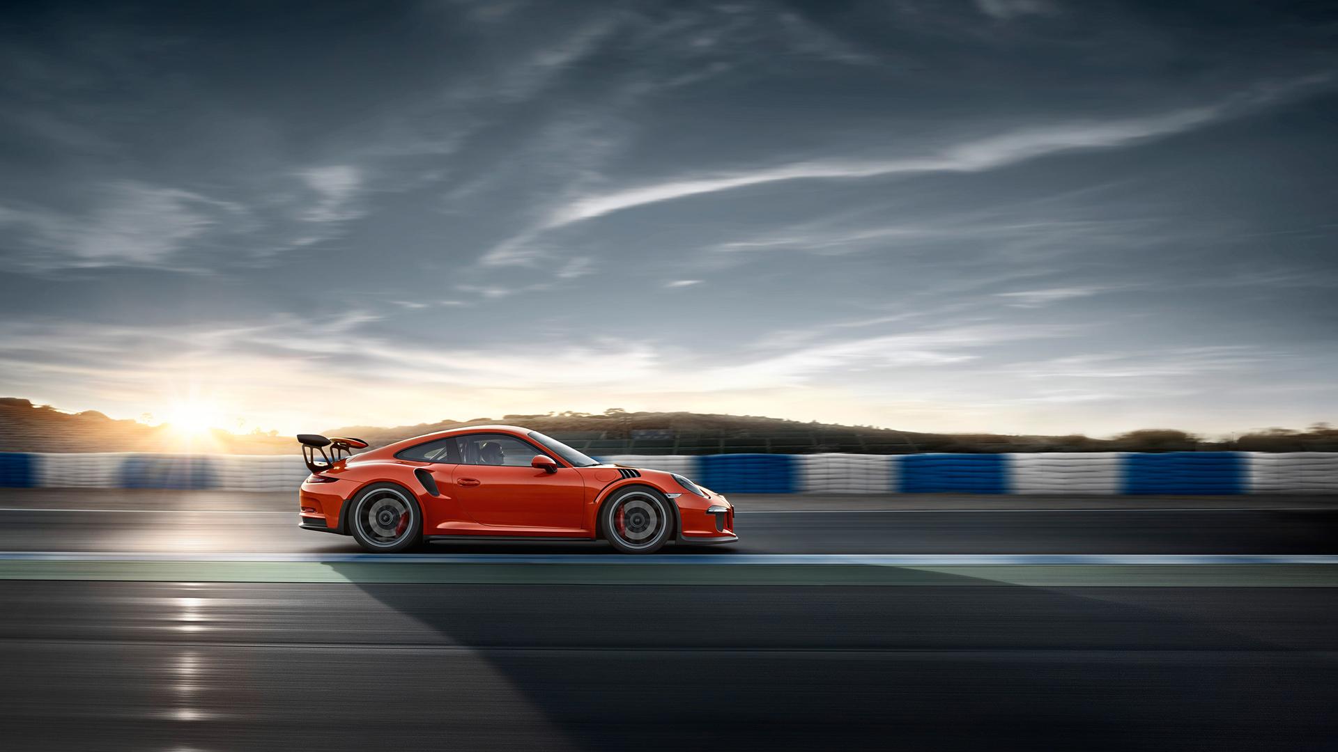 Porsche 911 Gt3 Rs Wallpaper: Porsche Gt3 Wallpaper