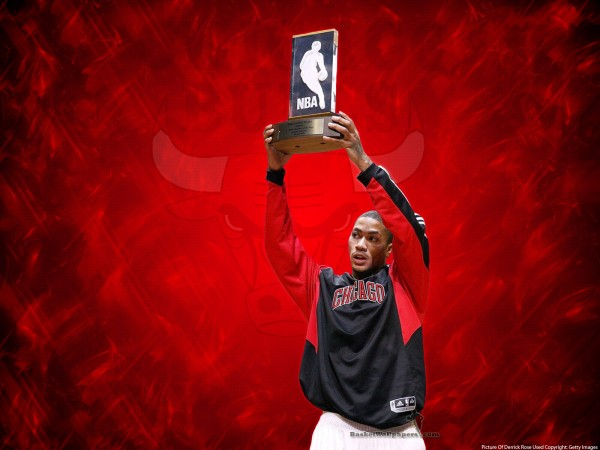 Derrick Rose Wallpapers HD Wallpapers Early 600x450
