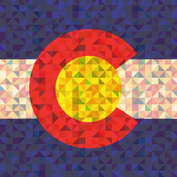 Cool Colorado Flag Designs