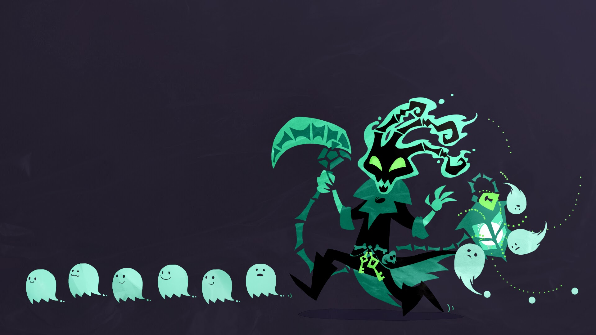 Free Download Thresh League Of Legends 1080p 1d Hd Wallpaper