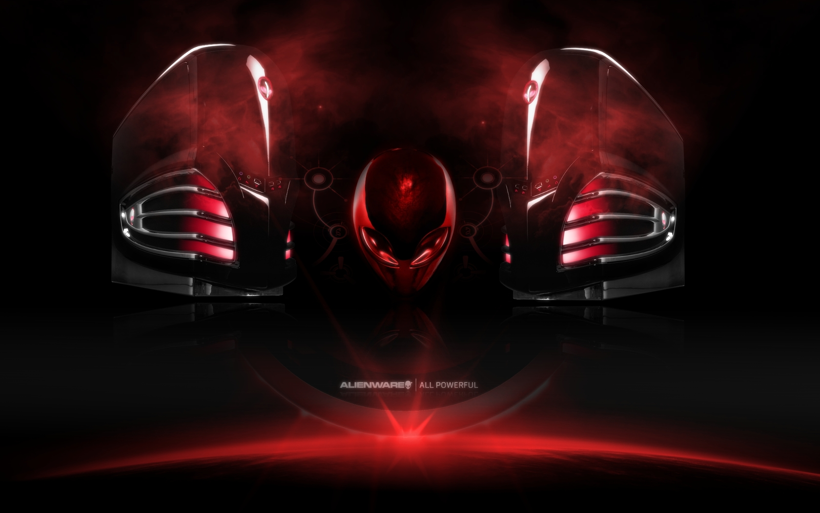 20 Spectacular Alienware Wallpapers For Desktop 1680x1050