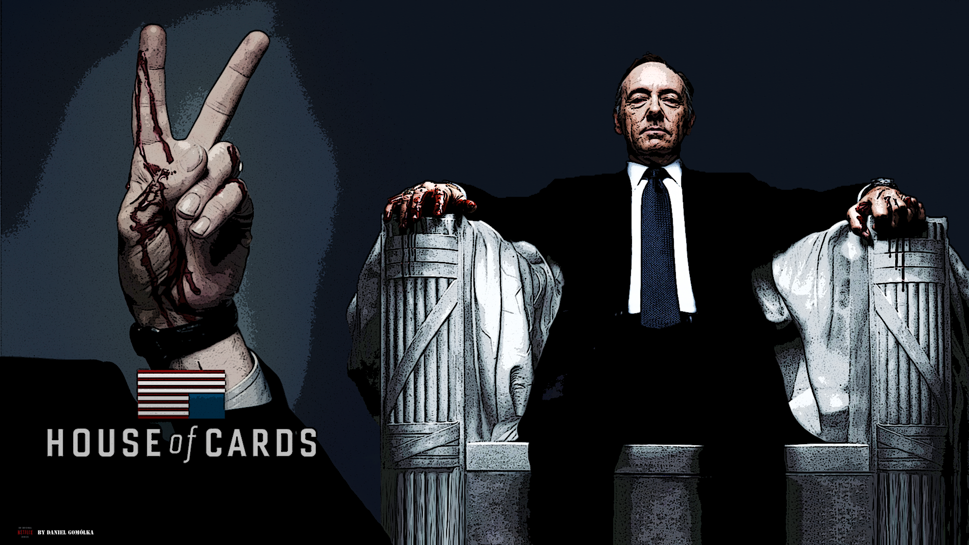 Free Download House Of Cards Hd Wallpapers For Desktop Download