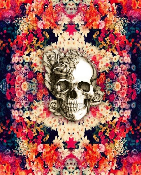 day of the dead wallpaper wallpapersafari