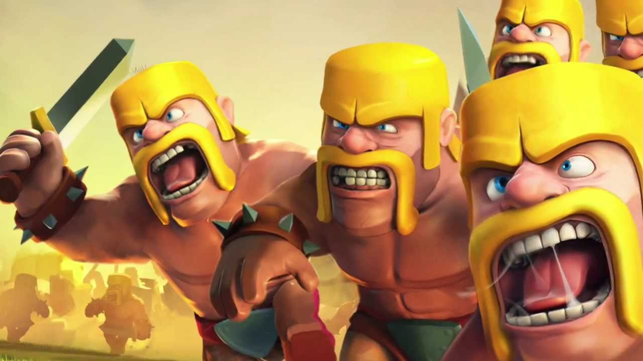 clash of clans wallpaper   Large Images 1280x720