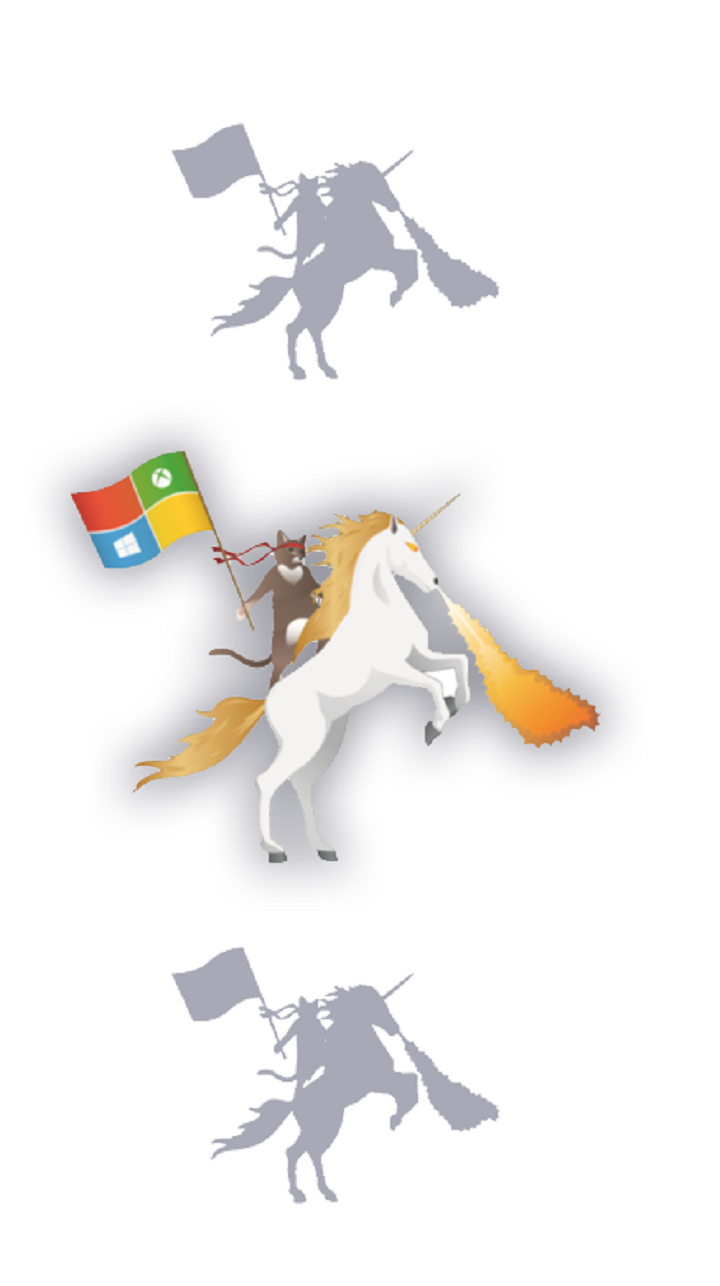 Get Your Ninja Cat Unicorn Stickers ClintonFitchcom 720x1286