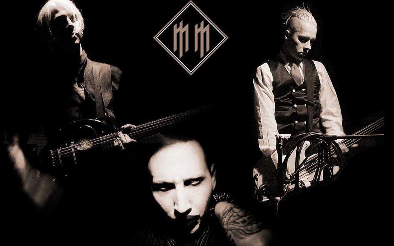 46 Marilyn Manson Wallpaper Hd On Wallpapersafari