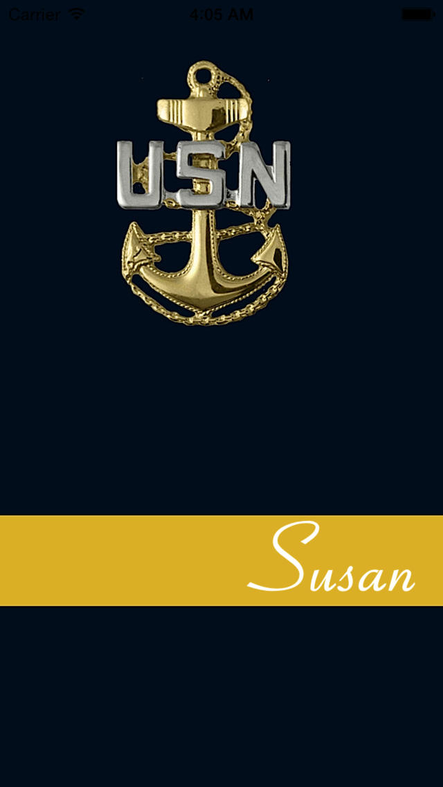 United States Navy iPhone Wallpaper 640x1136
