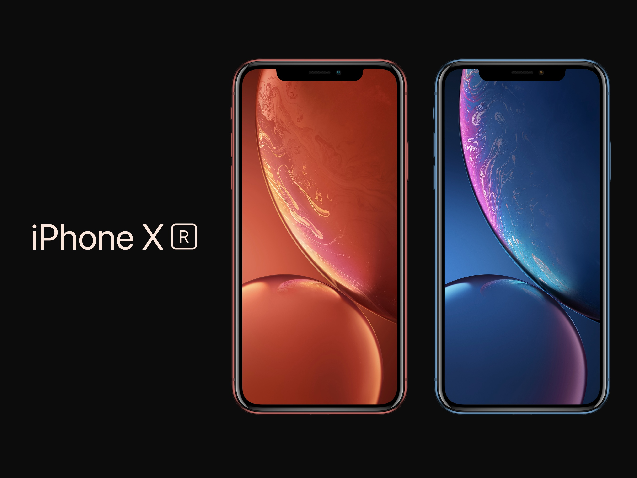 Wallpapers iPhone Xs iPhone Xs Max and iPhone Xr 2667x2000