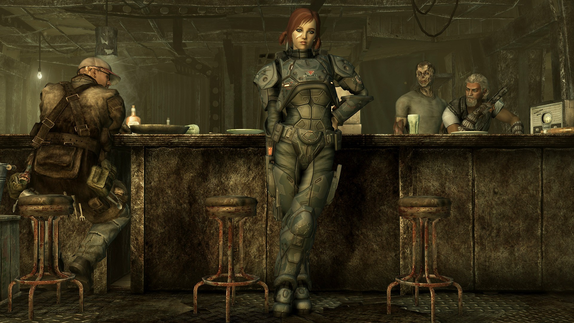 Fallout 3 wallpaper 15477 1920x1080