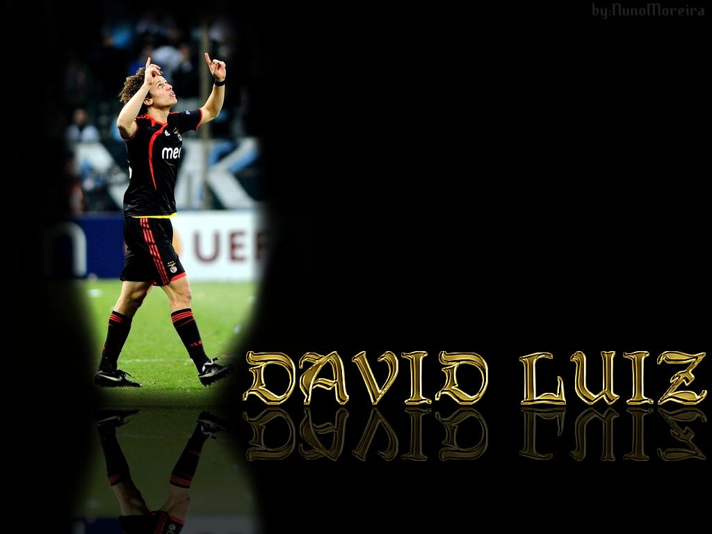 David Luiz 720p Wallpaper   Football Wallpaper HD 1024x768