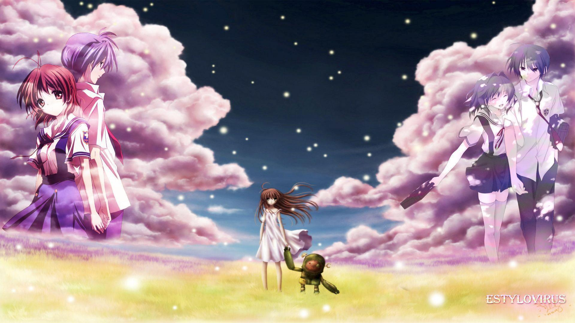 Free Download Clannad Wallpapers 1920x1080 For Your Desktop