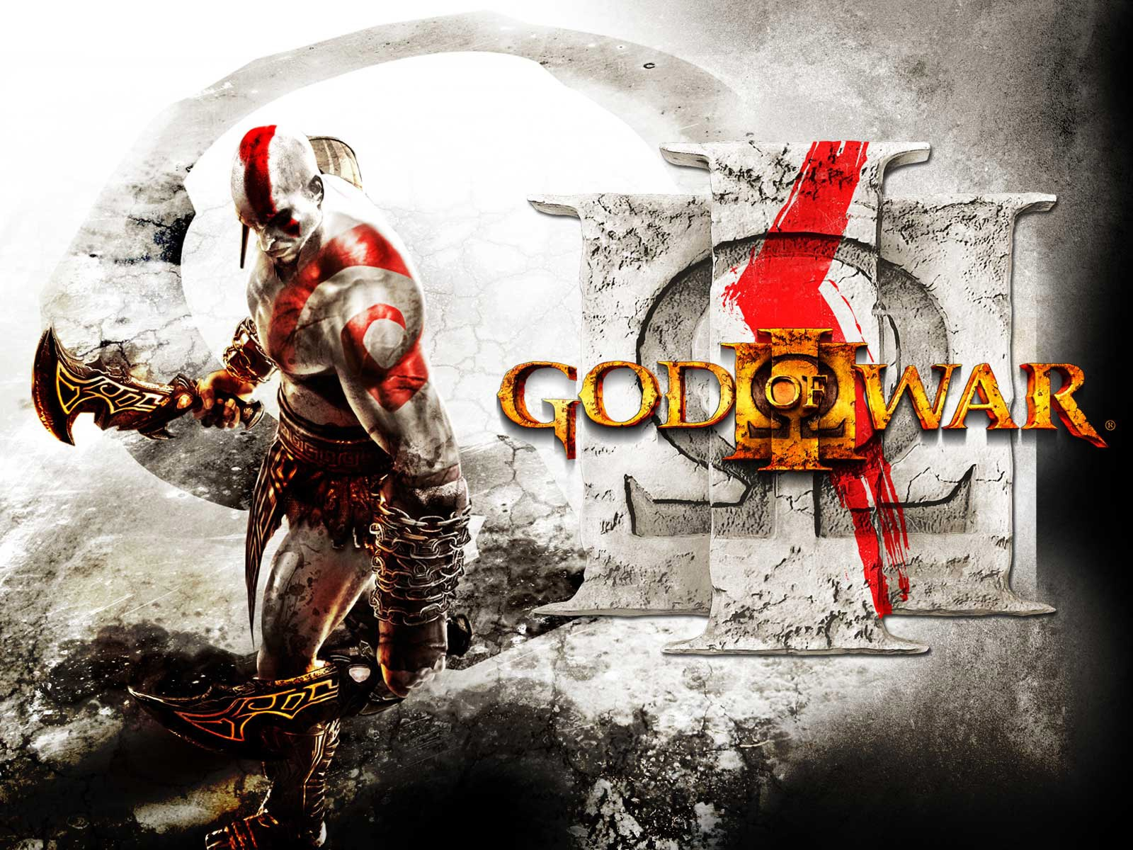 God of War III desktop wallpaper 1600x1200