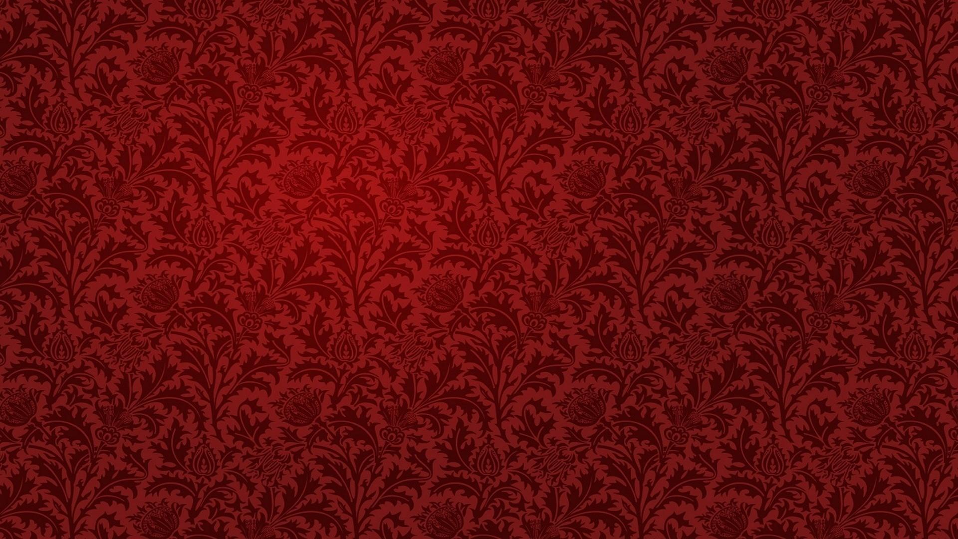 Red Patterns Wallpaper 1920x1080 Red Patterns 1920x1080