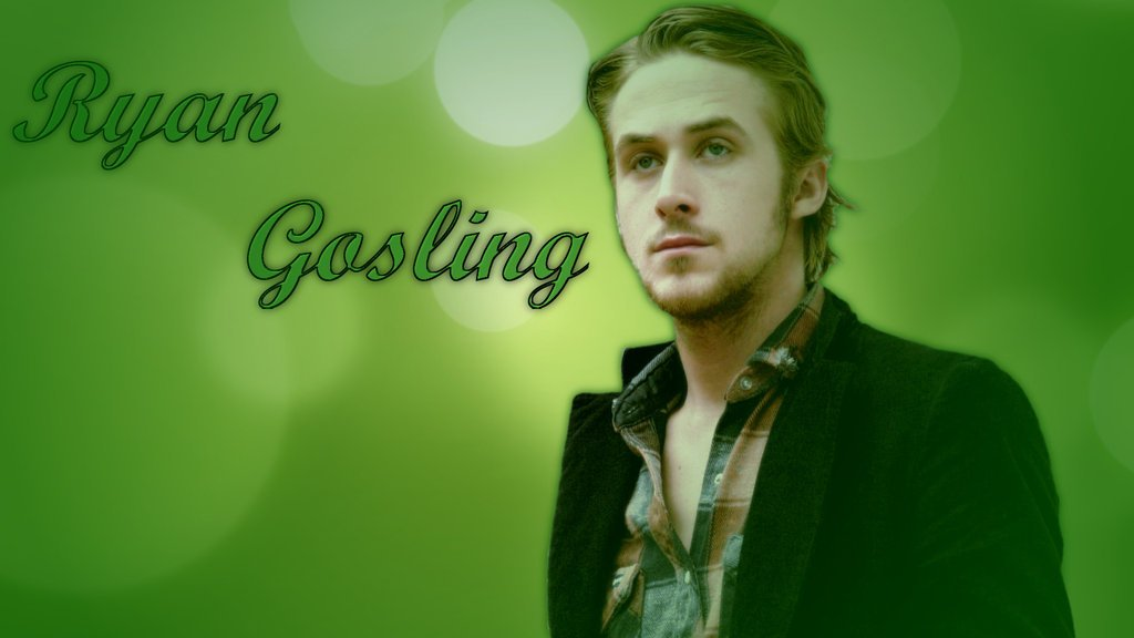 Ryan Gosling Wallpaper by The Light Source on deviantART 1024x576