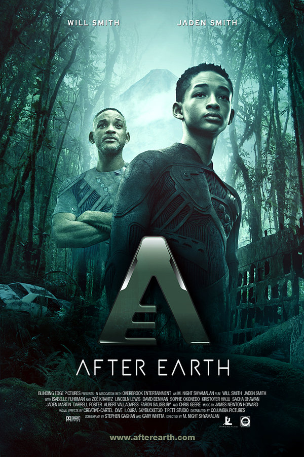 After Earth Tig HD Wallpaper Background Images 600x900